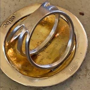 Sara Blaine Jewelry - ESBE by Sara Blaine beautiful Tribal Ring